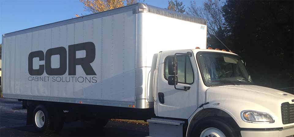 Cor Cabinet Solutions Our Process Deliver